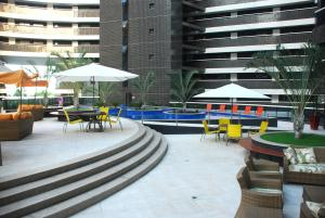 Luxury Flat Beira Mar, Apartments  Fortaleza - big - 17