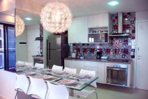 Luxury Flat Beira Mar, Apartments  Fortaleza - big - 11