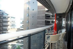 Luxury Flat Beira Mar, Apartments  Fortaleza - big - 26