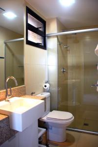 Luxury Flat Beira Mar, Apartments  Fortaleza - big - 31