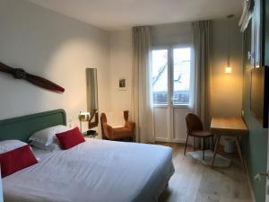 Hôtel The Originals Le Londres (13 of 100)