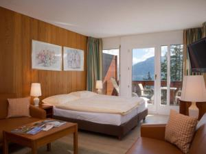 Appart-Hotel Helvetia Intergolf 3 - Apartment - Crans-Montana