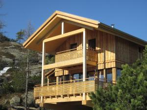 Holiday Home Chalet Zirbenwald I-1 - Hotel - Turracherhöhe