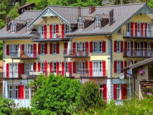 Apartment Mittaghorn.5 - Hotel - Wengen