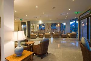 South Pearl Apart Hotel, Apartmanhotelek  Szozopol - big - 17