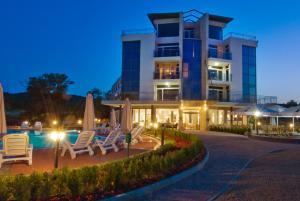 South Pearl Apart Hotel, Apartmanhotelek  Szozopol - big - 30