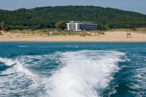 South Pearl Apart Hotel, Apartmanhotelek  Szozopol - big - 12