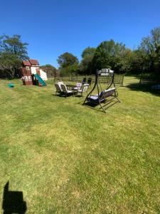 Innis Guest house and campsite