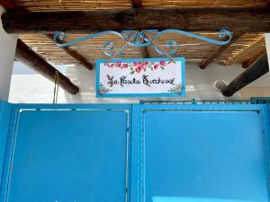 La casetta turchese