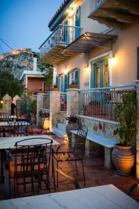 Acronafplia Pension A Argolida Greece