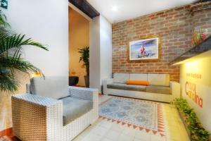 Hotel Boutique Casa Carolina, Hotels  Santa Marta - big - 26