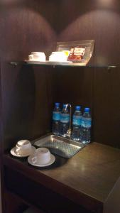 Rose Business Hotel, Motely  Yilan City - big - 12