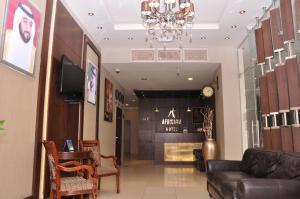 Africana Hotel, Hotely  Dubaj - big - 12