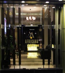 Africana Hotel, Hotely  Dubaj - big - 11