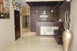 Africana Hotel, Hotely  Dubaj - big - 6