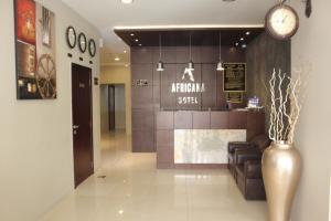 Africana Hotel, Hotely  Dubaj - big - 4