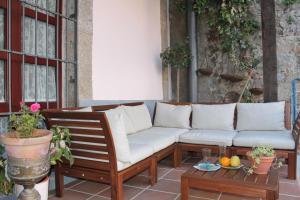 Casa Jardín de la Plata, Apartmanok  Baños de Montemayor - big - 27