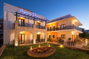 Hostels e Albergues - Aegean Sky Hotel-Suites