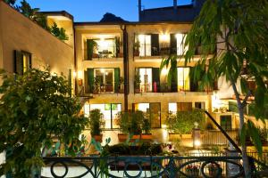 Residence Degli Agrumi, Апартаменты  Таормина - big - 77