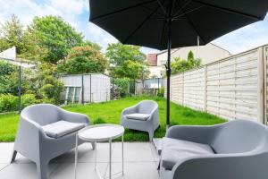 Piastowska 30 Garden Free Parking by Renters Prestige