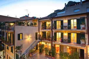 Residence Degli Agrumi, Апартаменты  Таормина - big - 72