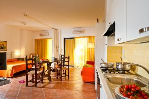 Residence Degli Agrumi, Апартаменты  Таормина - big - 75