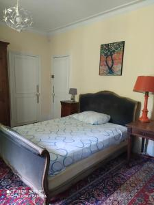 Chambre 2 places vue jardin chez l 'habitant C'est pas un Hôtel