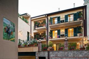 Residence Degli Agrumi, Апартаменты  Таормина - big - 74