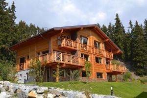 Crans Luxury Lodges - Hotel - Crans-Montana