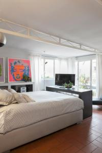 Charming studio with private terrace in Trastevere - abcRoma.com