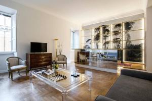 TreasureRome - Quattro Fontane Luxury Apartment - abcRoma.com