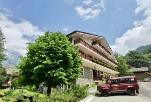 Hotel Croux - Courmayeur
