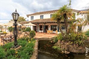 Hotel y Spa Getsemani, Hotel  Villa de Leyva - big - 79