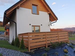 Osadowe Wzgórze komfortowe domki do wynajecia