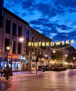 Hollywood Apartament Piotrkowska