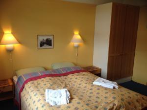 Bessheim Fjellstue og Hytter, Hotel  Bessheim - big - 4