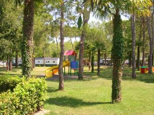 Happy Camp Mobile Homes in Camping Laguna Village, Kempingy  Caorle - big - 13