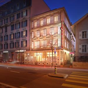 Auberges de jeunesse - Hôtel Résidence du Boulevard