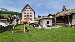 Hotel Stätzerhorn - Parpan