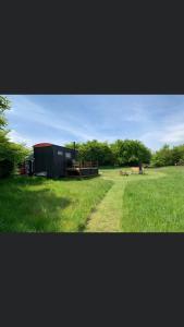 The Shire Shepherds Hut