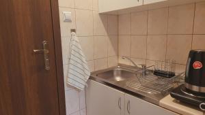 Apartament z widokiem na Tatry budynek Polskie Koleje Linowe Krupówki 48