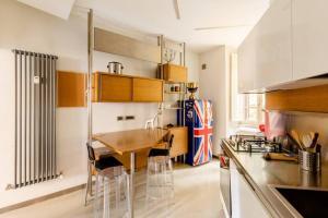 Ponte Milvio amazing appartament - abcRoma.com