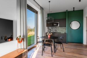 Luksusowy apartament Ryn Mazury Widok na Jezioro Gorąca BALIA