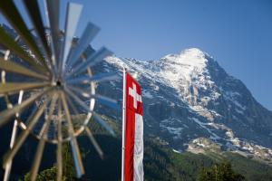 Parkhotel Schoenegg, Hotely  Grindelwald - big - 64