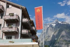 Parkhotel Schoenegg, Hotels  Grindelwald - big - 41