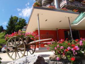 Parkhotel Schoenegg, Hotels  Grindelwald - big - 36