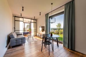 Luksusowy apartament Ryn Rybical Balia ogrodowa Mazury