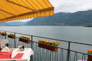 Ristorante Albergo San Martino, Pensionen  Ronco sopra Ascona - big - 43