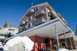Parkhotel Schoenegg, Hotels  Grindelwald - big - 23