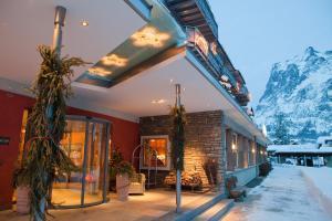 Parkhotel Schoenegg, Hotels  Grindelwald - big - 24
